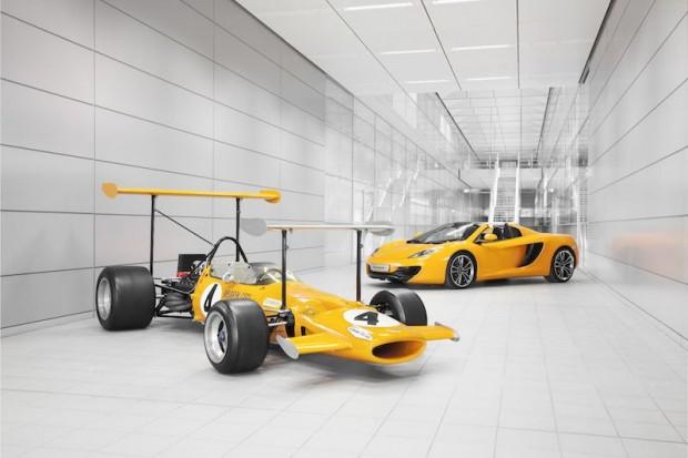 McLaren 50th Anniversary
