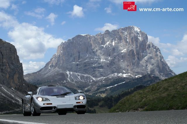 Mclaren F1 20th Anniversary Rally Report And Photos