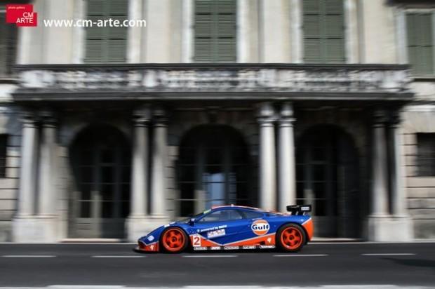 Gulf Racing McLaren F1 GTR