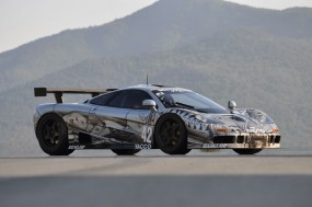 McLaren F1 GTR Art Car