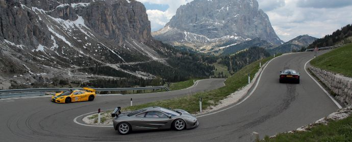 McLaren F1 20th Anniversary Tour