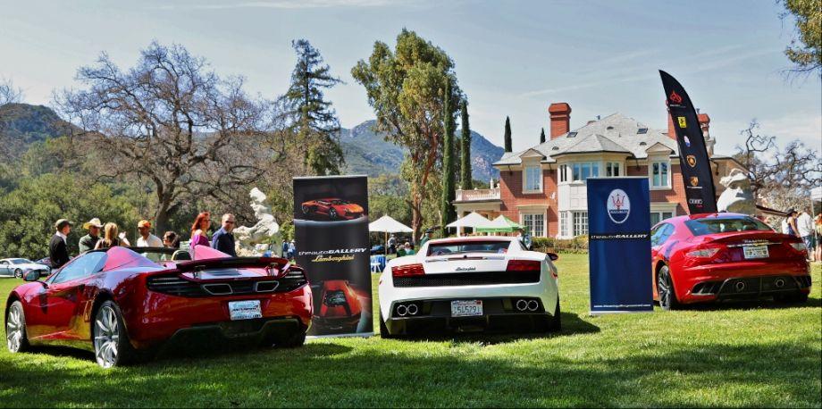 Latest offering from McLaren, Lamborghini and Maserati