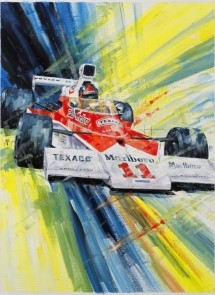 McLaren M23 Formula 1