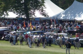 Concours d'Elegance of America at Meadow Brook photo
