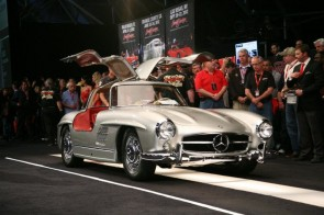 Mercedes-Benz 300 SL Gullwing steel body