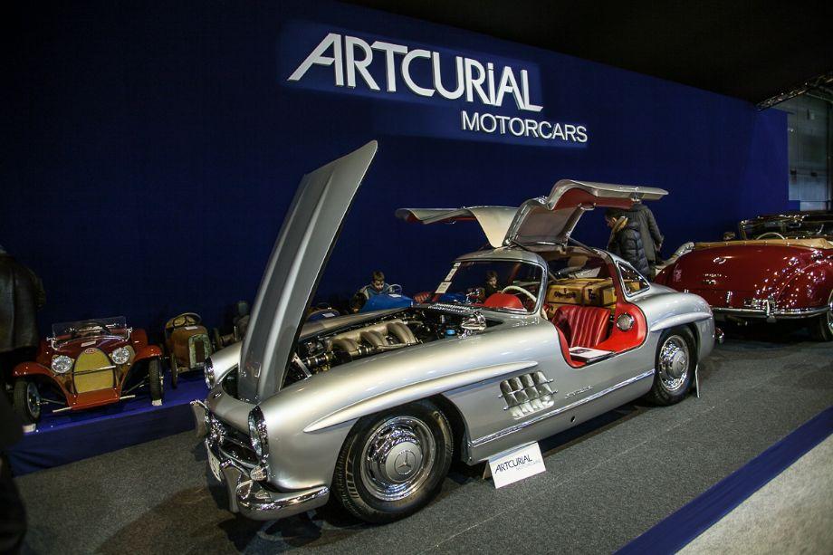 Mercedes-Benz 300SL Coupe - Artcurial