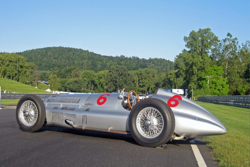 1939 mercedes benz w154 silver arrow was specially featured at lime