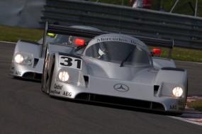 Mercedes C11 Group C