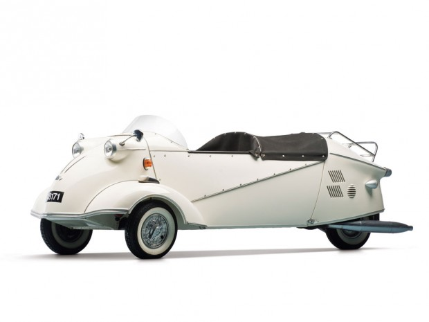 KR200 bubble car one
