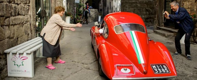 Behind the Scenes at the 2012 Mille Miglia