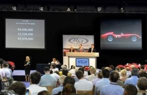 RM Auctions Monaco 2012