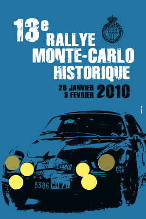 Rallye Monte-Carlo Historique 2010