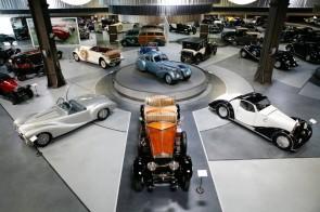 Mullin Automotive Museum Grand Salon