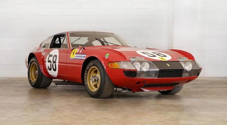 NART 1971 Ferrari 365 GTB/4 Daytona