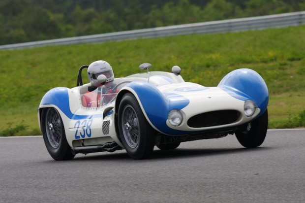 Anthony Wang - 1959 Maserati T61 'Birdcage'