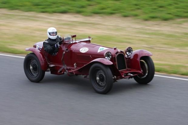 Bruce Rudin - 1934 Alfa Romeo 6C 2300 Monza