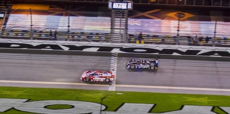 Night Racing at Daytona
