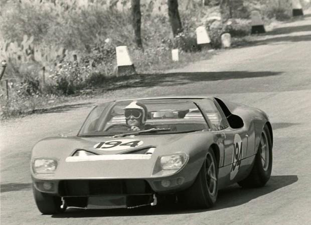 1965 Targa Florio, Bob Bondurant, Ford GT40 Roadster, John Whitmore