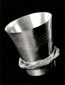 Not seen before in America - FIA Manufacturers Cup won in 1965 by the American Shelby Cobra Team