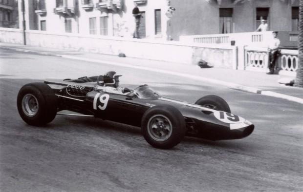 Bob Bondurant, 1966 Monaco Grand Prix, Tasman BRM P261 Formula One