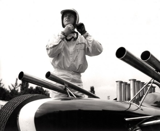 Monza, 1965, Gurney Weslake Eagle, Bob Bondurant