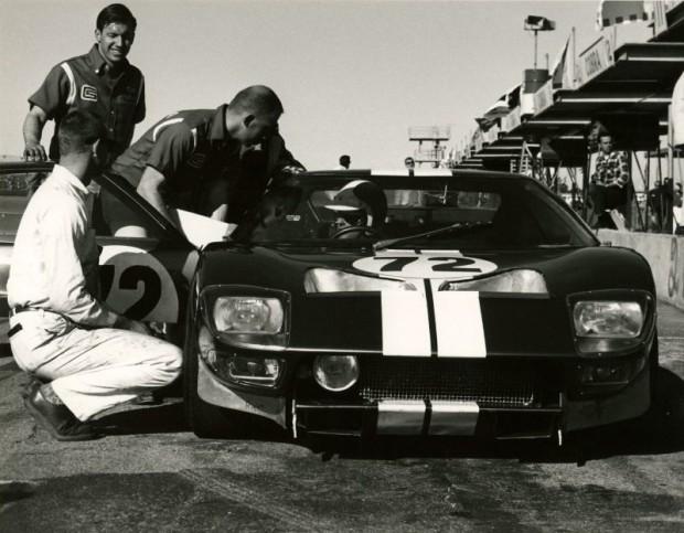Daytona 1965, Richie Ginther, Bob Bondurant, Ford GT40