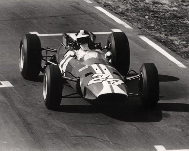 Bob Bondurant, 1965 Ferrari Dino Formula One