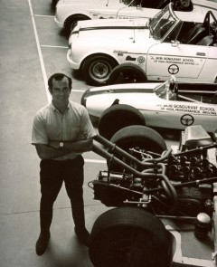 Bondurant High Performance Driving School 1968