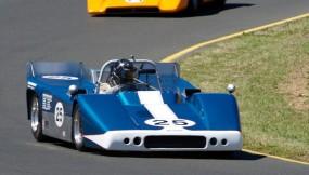 Norm Cowdrey's 1967 McKee MK10
