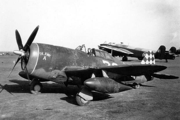 P-47 Thunderbolt - Jenny