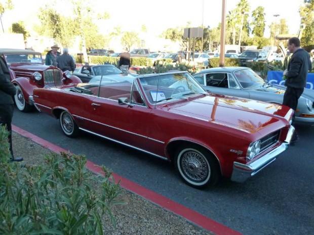 1964 Pontiac Tempest LeMans Convertible