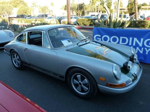 1968 Porsche 911L Rally Coupe