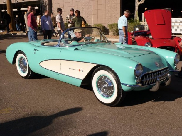 Chevrolet Corvette FI Convertible