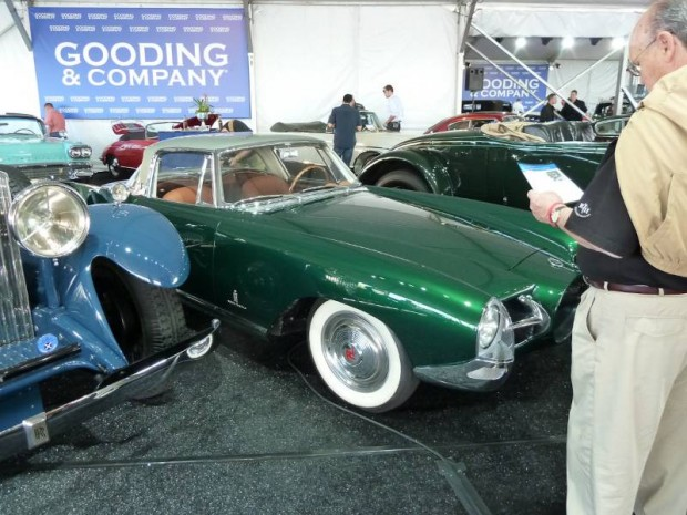 1956 Nash 'Palm Beach' Coupe Speciale, Body by Pinin Farina