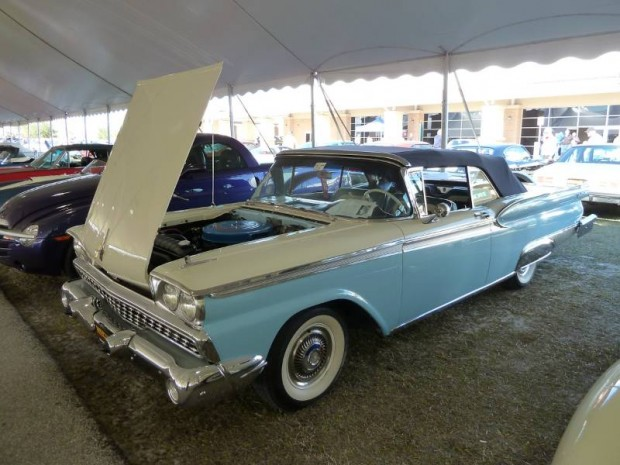 1959 Ford Fairlane 500 Convertible
