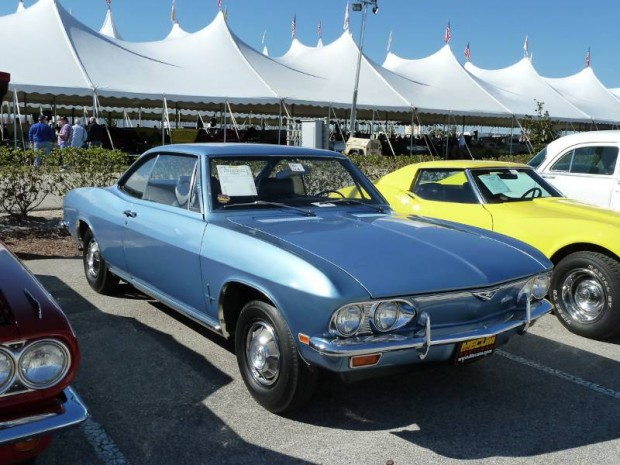1969 Chevrolet Corvair Monza Coupe
