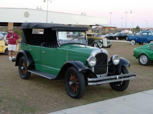 1926 Chrysler Model 58 Touring