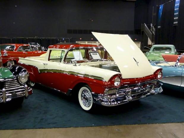 1957 Ford Custom 300 Ranchero