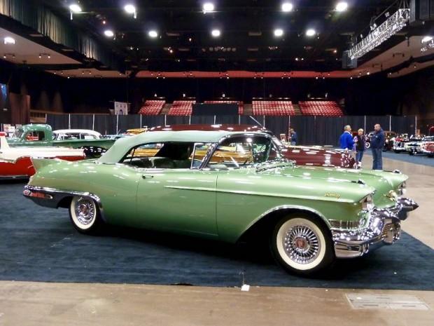 1957 Cadillac Eldorado Biarritz Convertible