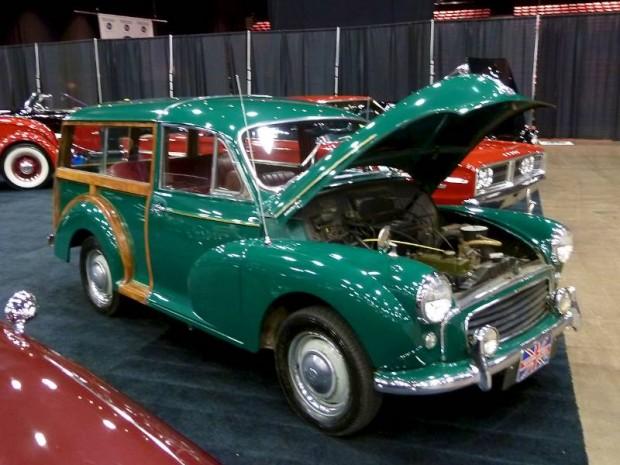 1960 Morris Minor 1000 Estate Wagon