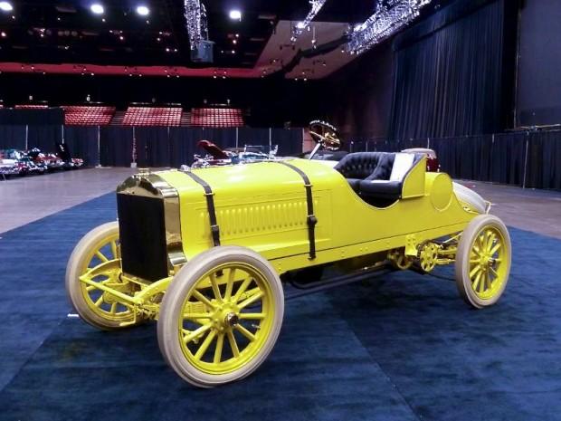 1904 Thomas Model K 60hp Flyer Racer