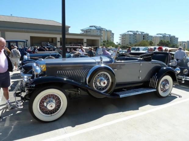1930 Duesenberg Model J Convertible Coupe, Body by Murphy