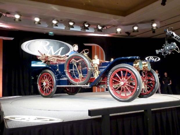 1908 Oldsmobile Limited Prototype
