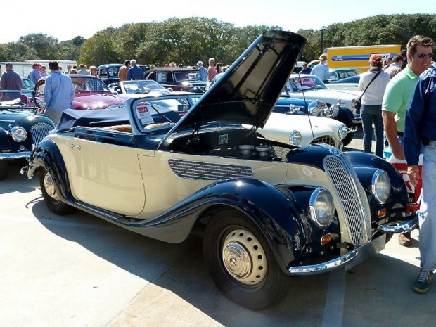 1953 EMW 327/2 Sport Cabriolet