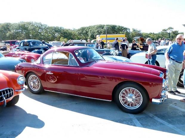 1954 Talbot-Lago T26 Grand Sport Coupe