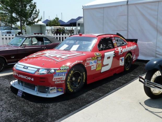 2010 Ford Fusion NASCAR Race Car