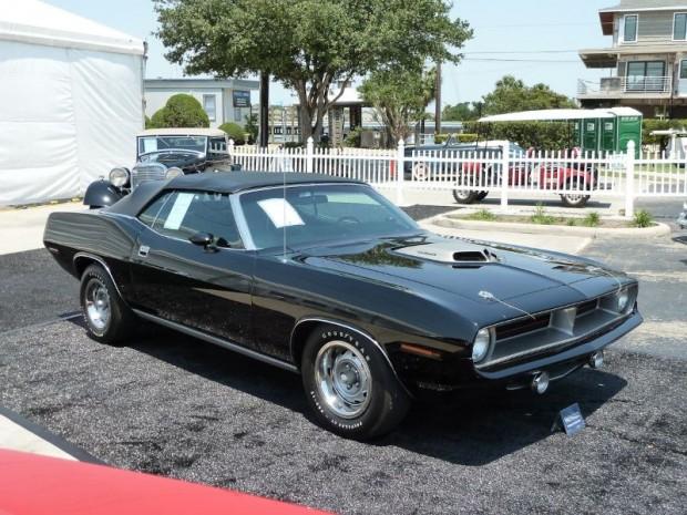 1970 Plymouth 'Cuda Hemi Convertible