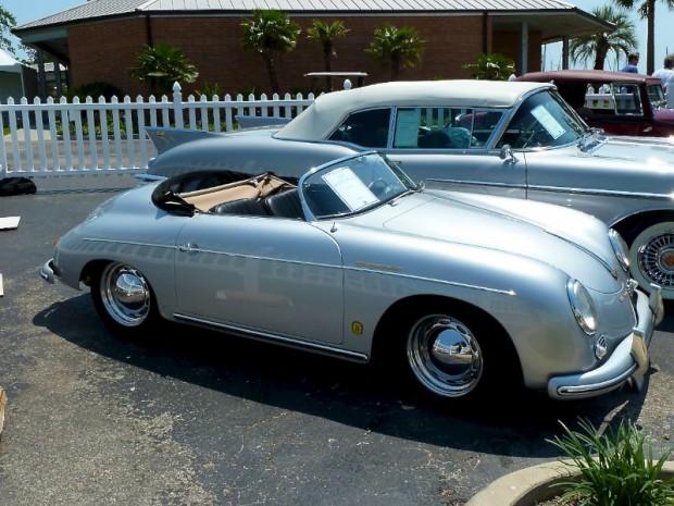 1957 Porsche 356A 1600S Speedster