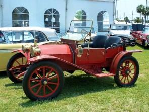 1909 Hupmobile Model 20 Roadster