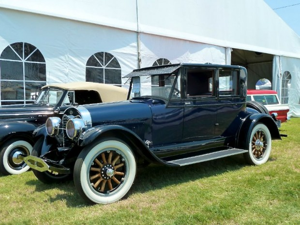 1923 Lincoln Model L Coupe Type 126